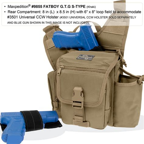 maxpedition fatboy gtg s type maxpedition fatboy g t g s type versipack