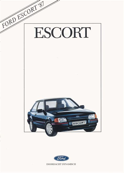 service manual 1987 ford escort owners manual transmition drain and refiil service manual