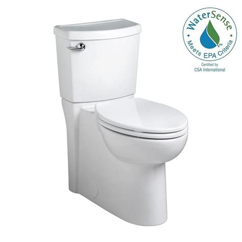 american standard cadet 3 american standard cadet 3 flowise 2 1 28 gpf elongated toilet in white 2989 101 020 the