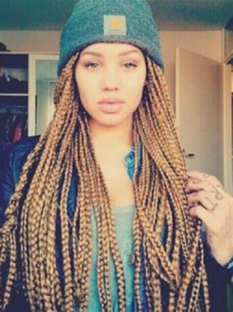 where to find mixed color braiding hair head full of braids google search braids pinterest