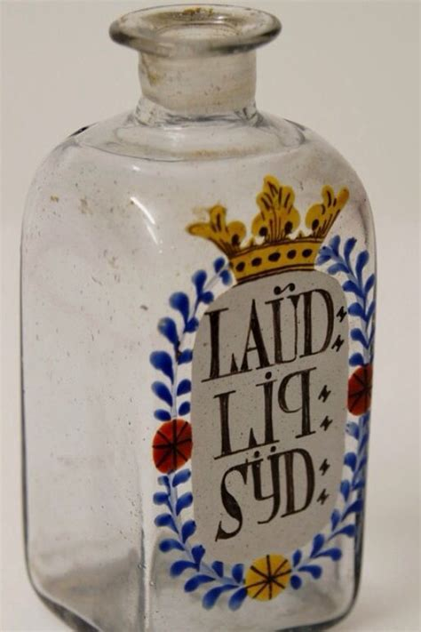 Laudanum Also Search For Laudanum Bottle Cures