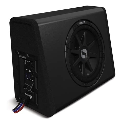kicker refurbished pesc car stereo substation powered