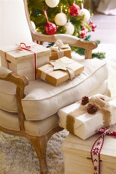 ideas para decorar una caja de navidad m 225 s de 15 ideas para envolver los regalos por navidad