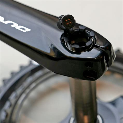 Crank Your Way To Power With A Crank by Up Shimano Dura Ace R9100 Dual Sided Power Meter