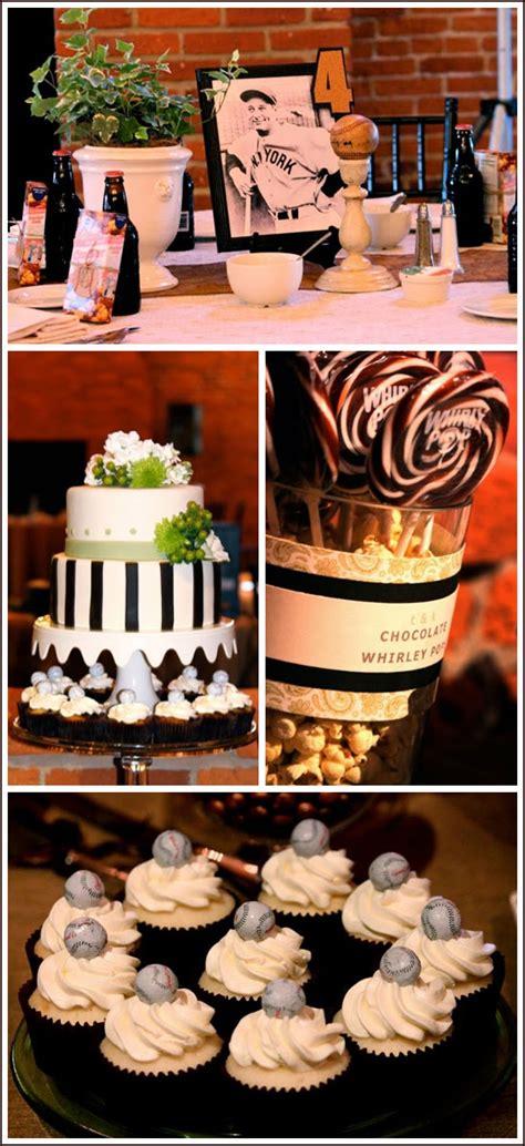 inspiration baseball theme wedding inspiration project wedding forums
