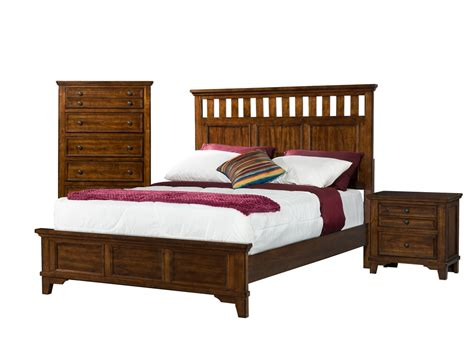3 size bedroom set picket house furnishings warren bedroom collection
