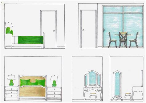 bedroom sec elevations co b by design