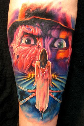 tattoo nightmares venice 17 best images about wes craven horror movie tattoos on