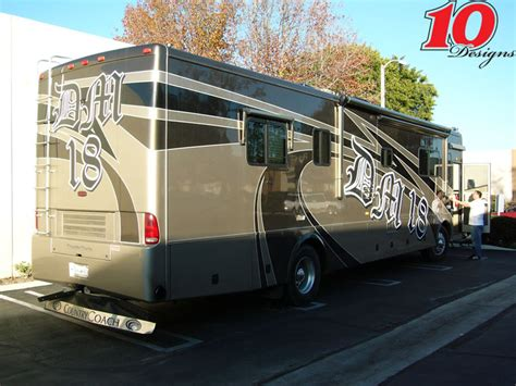 dm18 motor home wrap 10 designs