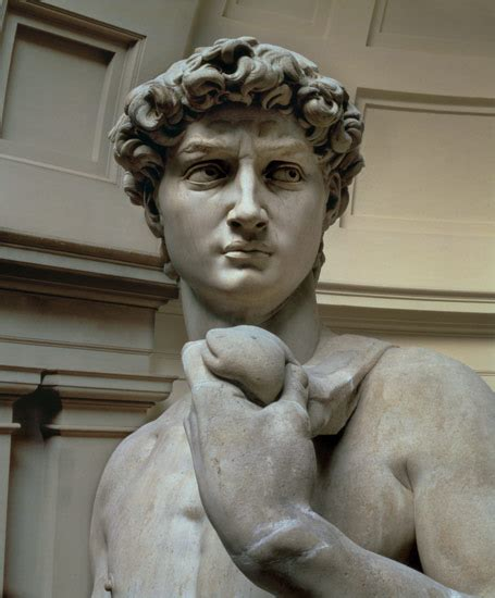 information world david sculpture michelangelo