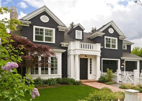 exterior house paint ideas black houses home exterior paint ideas