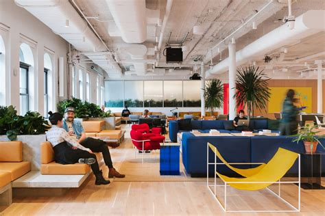 Rent A Desk Nyc by Larger Tenants Can Rent A More Wework Space With