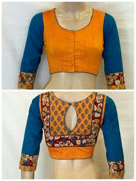 types  blouse  saree simple craft ideas