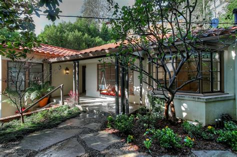grace house topher grace lists tiny hollywood hills hideaway
