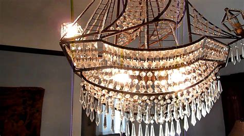 Pirate Ship Chandelier Amazing Pirate Ship Chandelier