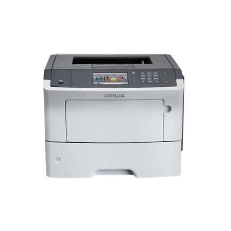 Printer Laser Black And White lexmark ms610de black and white laser printer gray 35s0500 best buy