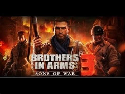 brothers in arms 3 apk brothers in arms 3 v1 0 0h apk data and beautiful