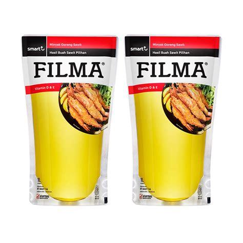 Minyak Filma jual filma minyak goreng pouch 1000 ml x 3pcs harga kualitas terjamin blibli