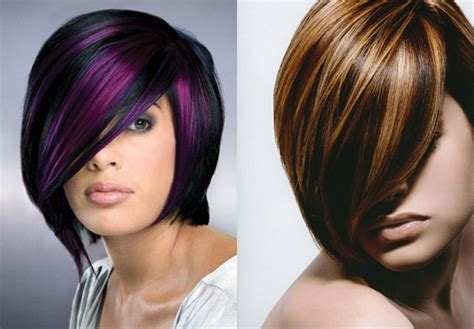 foil highlights for brown hair pictures style hair magazine hair coloring pictures and