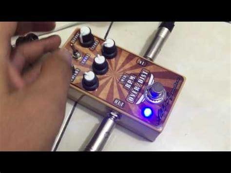 tes sound efek rpm overdis overdrive distorsi satu
