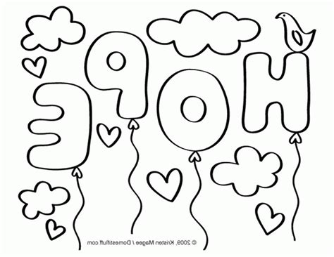 get color get well coloring pages for coloring home