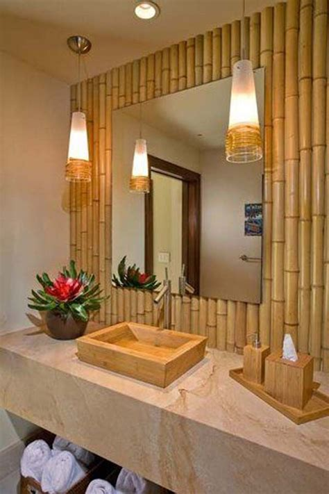 How To Decorate Home In Simple Way 320 Best Bamboo Crafts Bamboo Decor Images On Pinterest Diy Bamboo Crafts And Breakfast