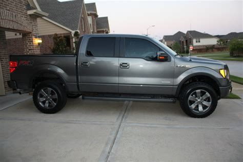 fx leveled tired  tinted ford  forum