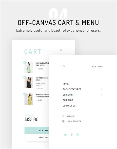 shopify themes with drop down menu eva responsive drag drop shopify theme shopify
