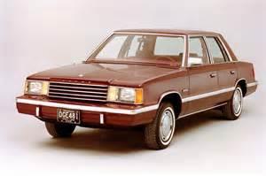 Dodge Aires 1981 Dodge Aries Front Three Quarter Photo 11