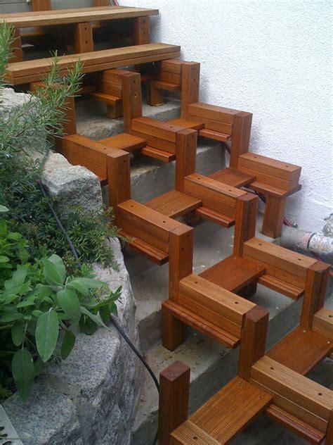 bankirai terrasse bauen wpc fsc hornbach