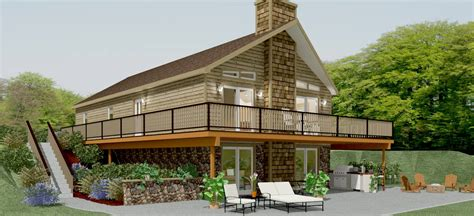 Small Chalet Style Home Plans House Style And Plans