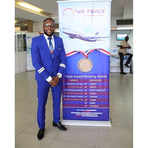 Anniversary Of The Flight Attendant by Kcee The Flight Attendant Musician Serves Air Peace