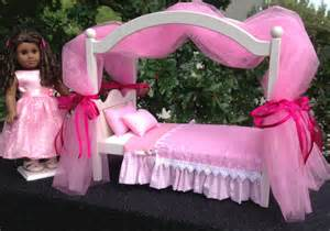 American Doll Half Canopy Bed Unavailable Listing On Etsy