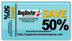 Rug Dr Rental Coupon Coupon For A Rug Doctor 2017 2018 Best Cars Reviews