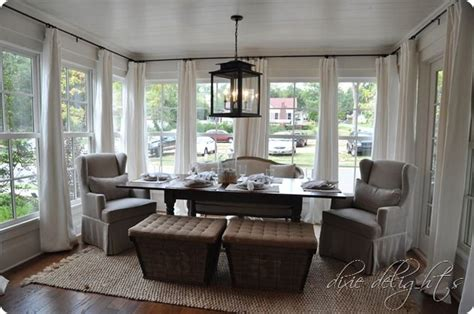 sunroom dining room ideas like windows for sunroom dining room addition curtains
