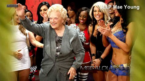 theme song young montalbano mae young 2nd wwe theme song ohh baby wwe edit