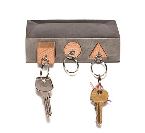 Key Rack Designs by 20 Clever And Functional Key Holders Bored Panda