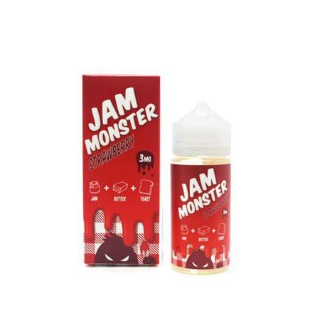 Vape Liquid Strwkr Iii Strawberry Cracker Flavor jam strawberry reviews vapebox