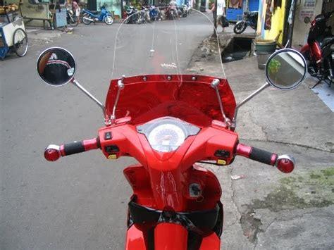 Lu Alis Motor Beat doctor matic klinik spesialis motor matic honda beat roda 3