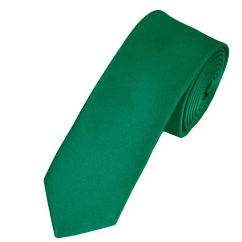 plain emerald green boys tie from ties planet uk