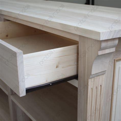 cassetti in legno pratelli mobili bancone su misura da negozio in legno