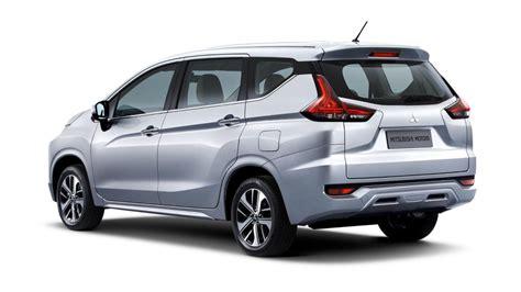 Mitsubishi Mpv Expander Revealed For Indonesian Market