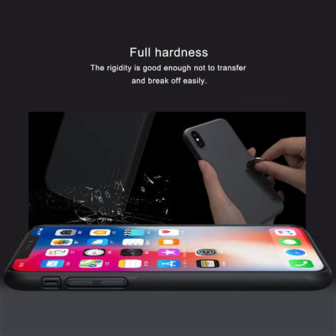 Hardcase Nillkin Frosted Shield Iphone 55s nillkin frosted shield for iphone x