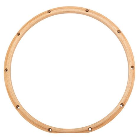 Hoop Ring Snare Tom Drum 14 Lubang 8 gibraltar snare batter side wood hoops drum hoops and drum rims parts steve weiss
