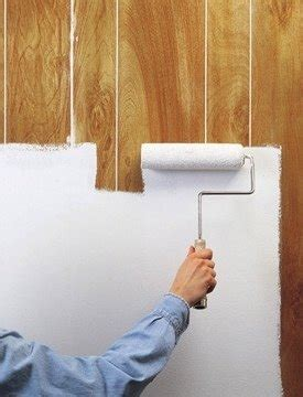 how to whitewash wood paneling in a few simple steps how to paint wood paneling bob vila