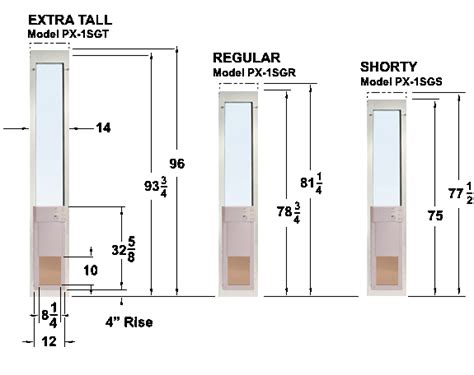 patio door sizes patio sliding glass doors sizes 187 exterior gallery