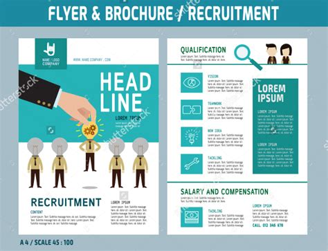 11 recruitment flyer templates free psd ai eps format free premium templates