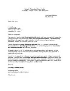 cover letter for out of state exle cover letter for out of state 132