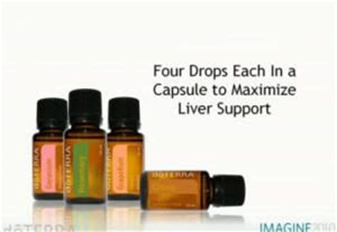 Doterra Essential Oils For Liver Detox by Detox Doterra And My Doterra On