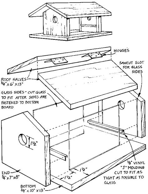 Eastern Bluebird House Plans Free Eastern Bluebird House Plans Newcomb Vic Offers Family
